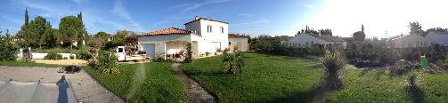 Entretien d'espaces verts tonte taille de haies - jardin paysager - Combaillaux - Jardins Méditerranéens